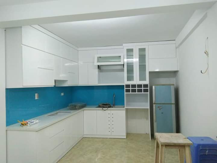 Tủ Bếp Melamin TM-004