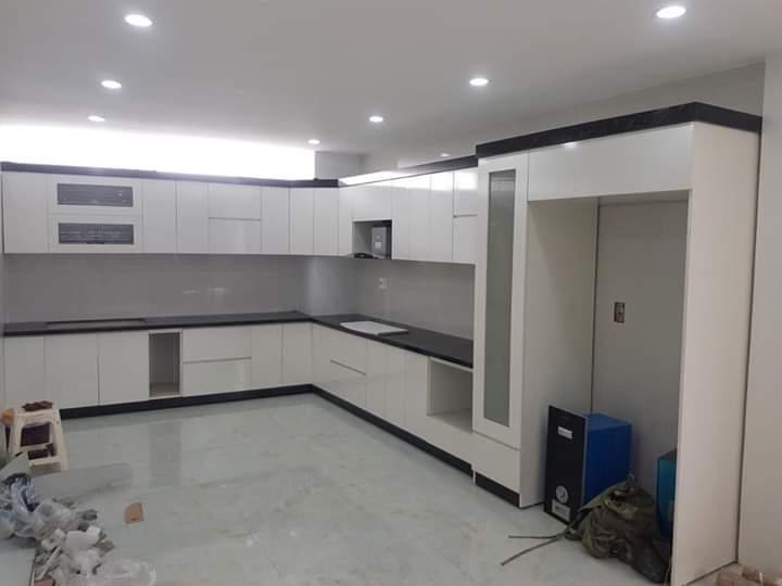Tủ Bếp Melamin TM-005