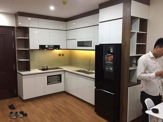 Tủ Bếp Melamin TM – 015