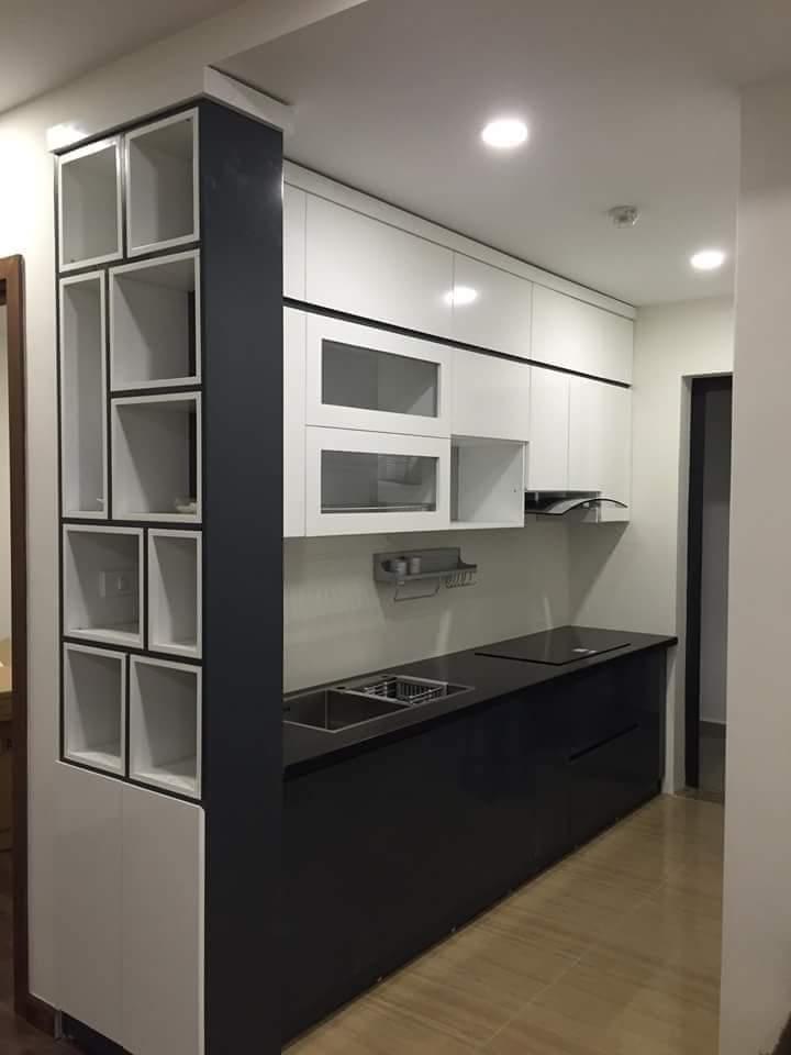 Tủ Bếp Melamin TM-003