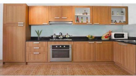 Tủ bếp giáng hương GH-002