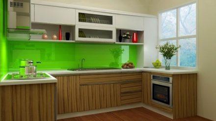 Tủ bếp Laminate LM-007