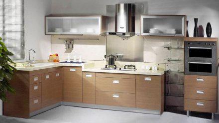 Tủ bếp Laminate LM-008