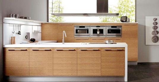 Tủ bếp Laminate LM-009