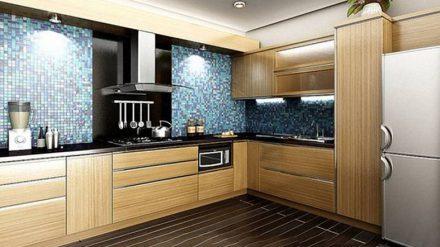 Tủ bếp Laminate LM-010