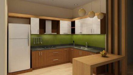 Tủ bếp Laminate LM-012