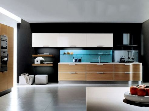 Tủ bếp Laminate LM-014