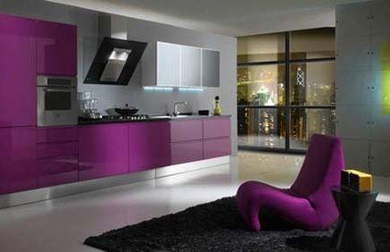 Tủ bếp Laminate LM-018