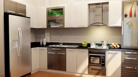 Tủ bếp Laminate LM-022