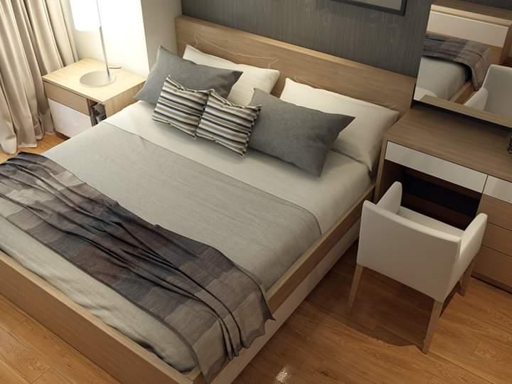Giường ngủ GN-013