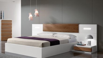 Giường ngủ GN-005