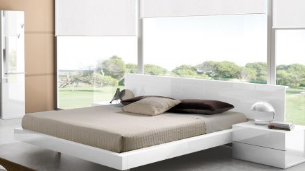 Giường ngủ GN-007