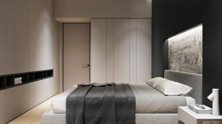 Giường ngủ GN-016