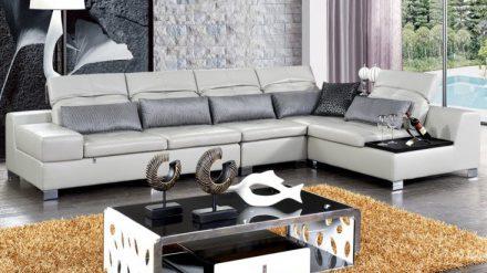 Ghế Sofa da GSD-003