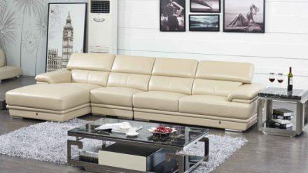 Ghế Sofa da GSD-006