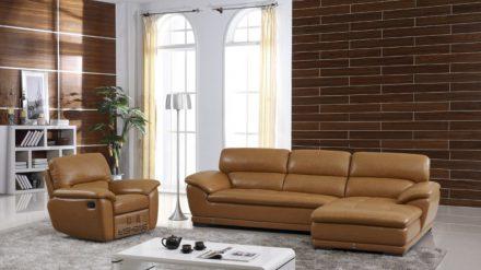 Ghế Sofa da GSD-009