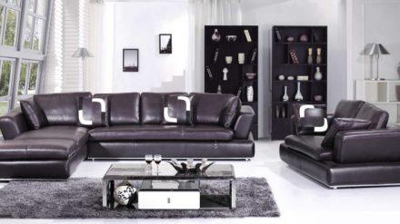 Ghế Sofa da GSD-022