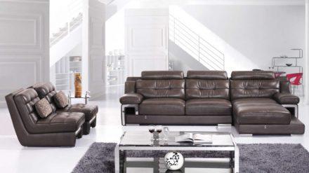 Ghế Sofa da GSD-024