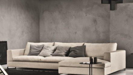 Sofa nỉ GSN-003