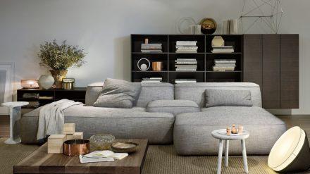Sofa nỉ GSN-013