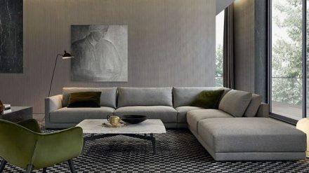 Sofa nỉ GSN-016