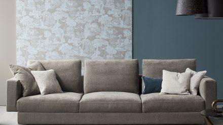 Sofa nỉ GSN-021