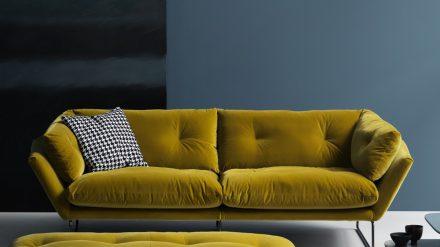 Sofa nỉ GSN-026