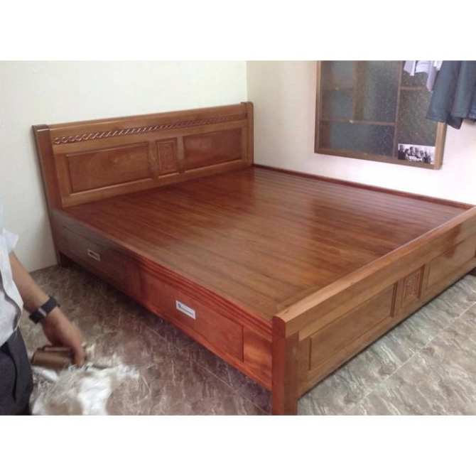 Giường ngủ GN-024