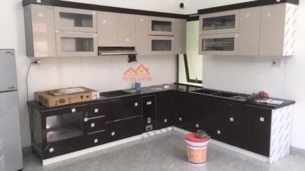 Tủ bếp inox 01